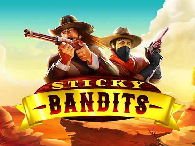 Enjoy Quickspin's Sticky Bandits with free spins!