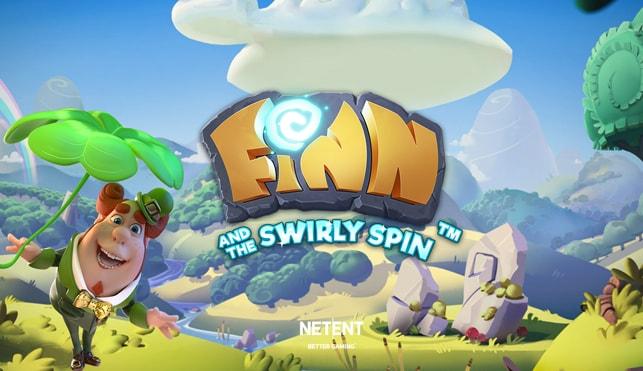 Nauti Finn and the Swirly Spin -ilmaiskierroksista täältä!