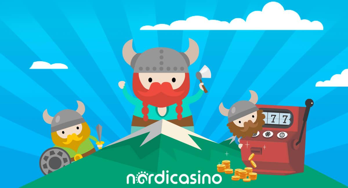 NordiCasino arvostelu, bonukset ja ilmaiskierrokset