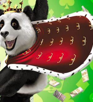 Pelaa Royal Pandalla ja voita Finn and the Swirly Spin Royal spinnejä!