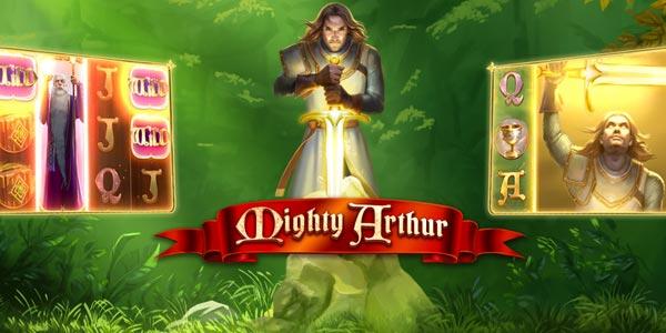 Nappaa ilmaiskierroksia Quickspinin Mighty Arthur -kolikkopeliin!