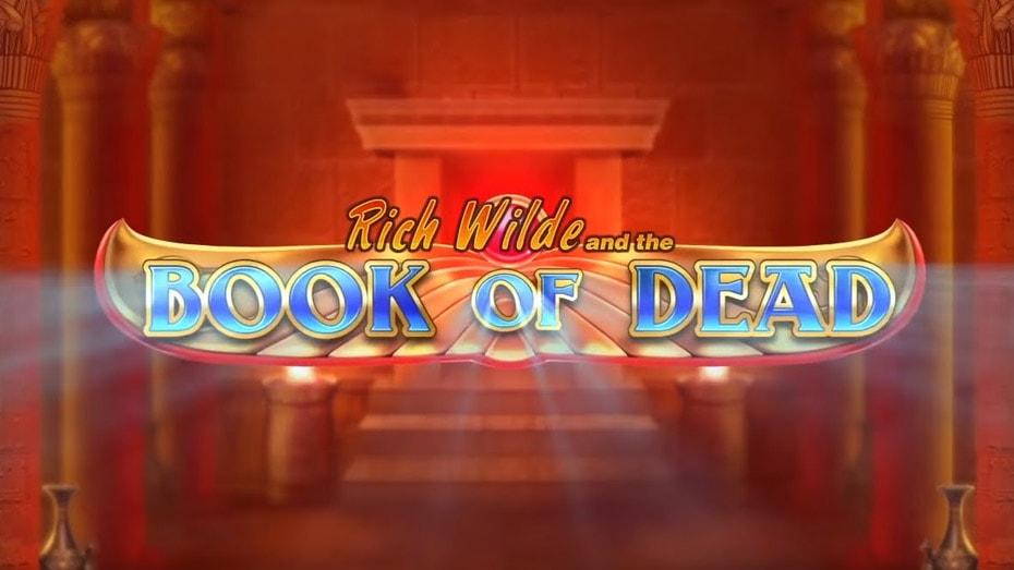 Nappaa Book of Dead ilmaiskierroksia ja casinobonukset täältä!