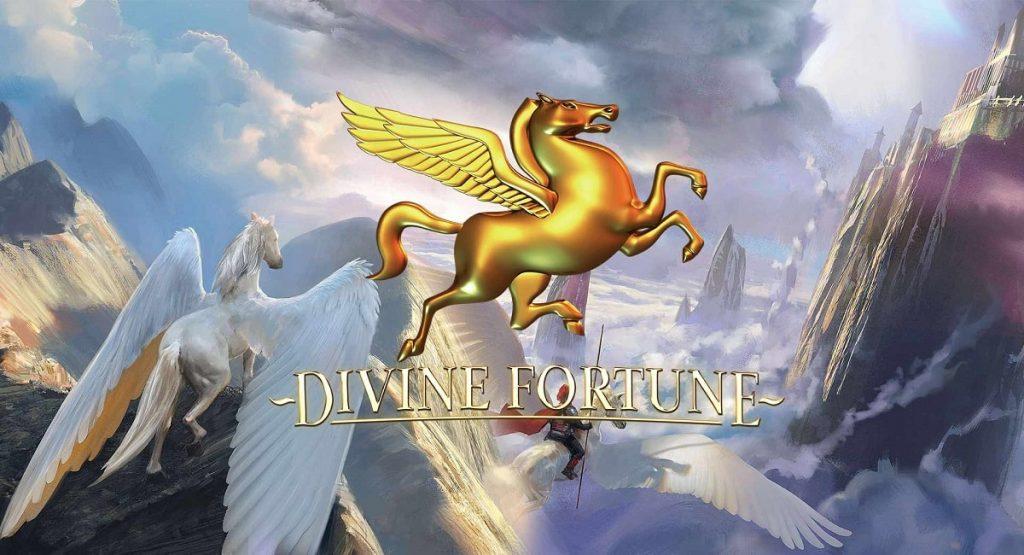 Lue täältä Divine Fortune -arvostelu ja nappaa ilmaiskierroksia!