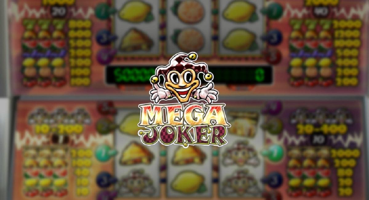 Lue Mega Joker arvostelu, RTP (palautusprosentti) ja panostasot täältä!
