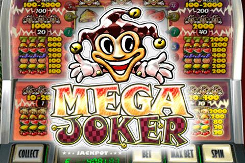 Nappaa täältä Mega Joker ilmaiskierroksia, casinobonukset, RTP ja lue kokemuksia pelistä!