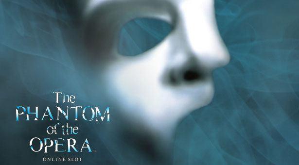 Nauti Phantom of the Opera ilmaiskierroksia Microgamingin uuteen peliin!