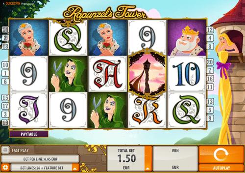 Lue täältä Rapunzel's Tower RTP, kokemuksia, panostasot ja ominaisuudet!