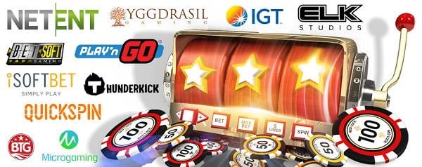 Parhaat casinot ja casino-pelit