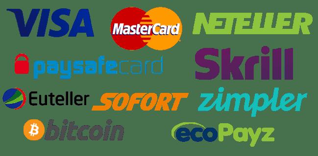 Parhaat rahansiirtomenetelmät nettikasinoilla