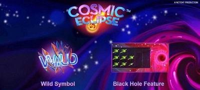 Voita Cosmic Eclipse -ilmaiskierroksia ja lue kokemuksia täältä!