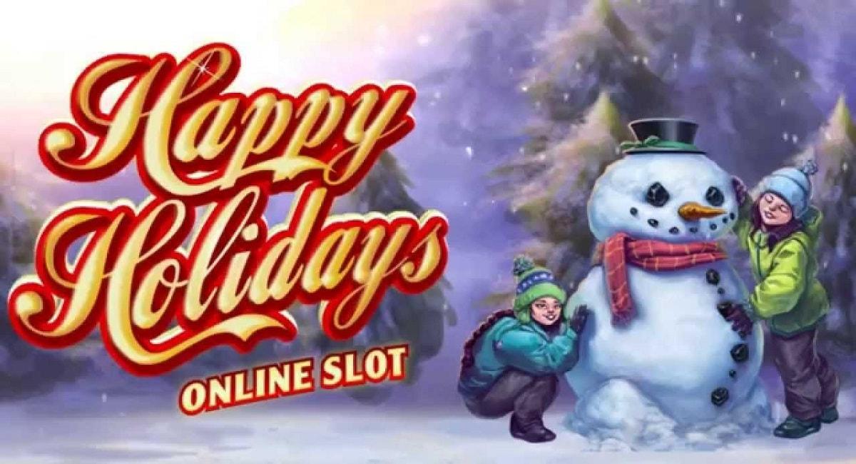 Happy Holidays - Rizk Casino