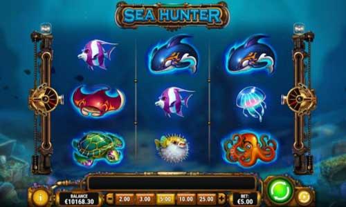Lue täältä Sea Hunter palautusprosentti (RTP), panostasot ja suurin voitto!