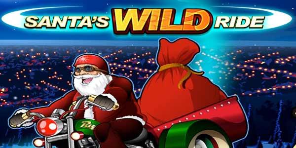 Nauti täältä Santa's Wild Ride -ilmaiskierroksia ja lue muiden pelaajien kokemuksista!