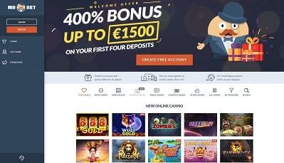 Nappaa Mr. Betin 1 500€ bonuspaketti täältä!