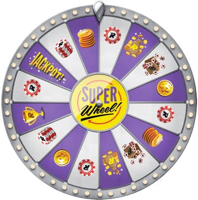Nappaa Rizkin Super Wheel -palkinnot täältä!