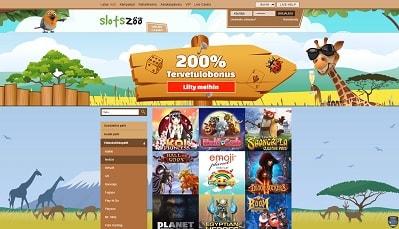 Kokeile uutta SlotZoo-casino bonuksilla täältä!