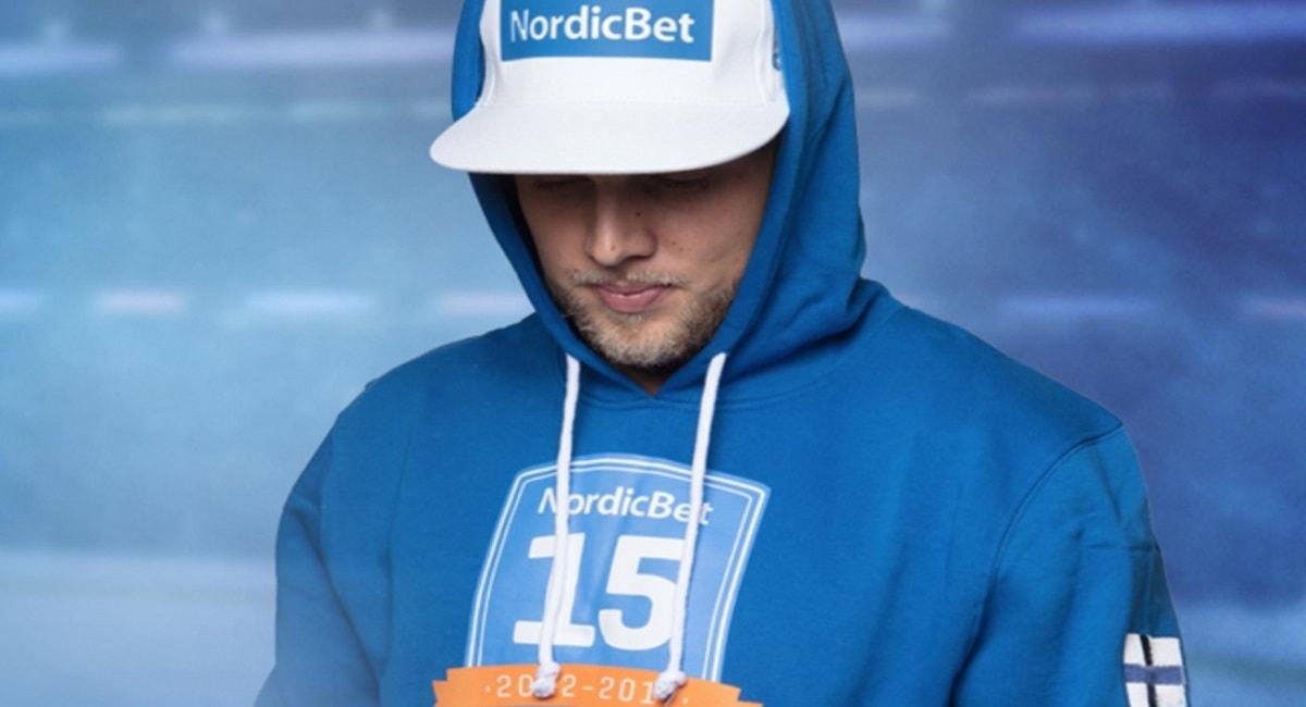 Voita NordicBetiltä 3 000 euron potti viikonlopputurnauksen avulla!