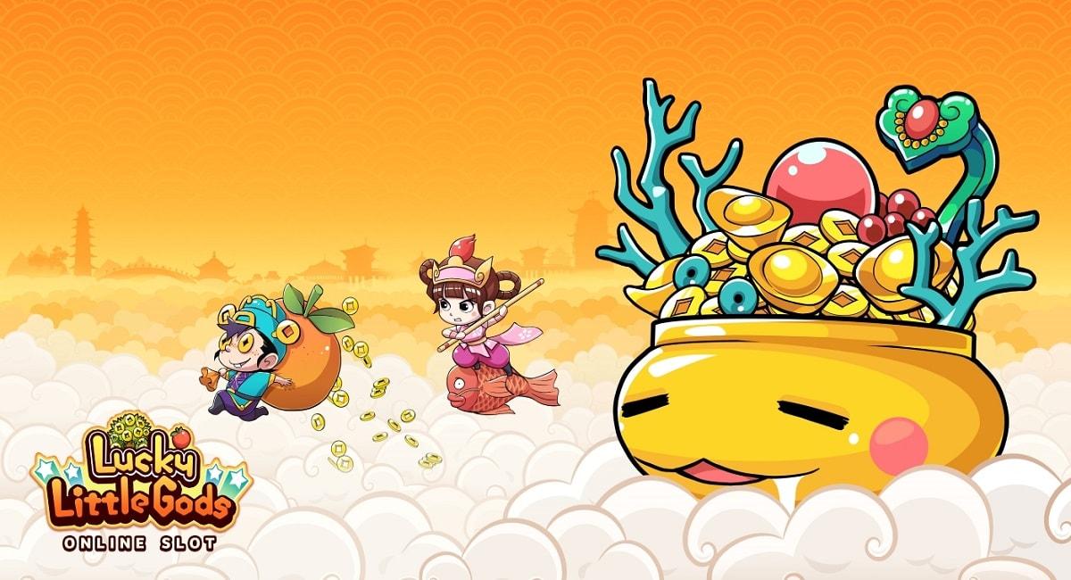 Pelaa Suomiarpojen uutuuspelejä kuten Lucky Little Gods ja nappaa itsellesi 100 extra-spinniä!