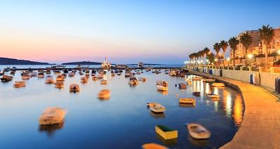 Voita iGamelta VIP-matka idylliselle Maltan saarelle!