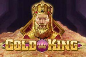 Nauti ilmaiskierroksia ja vapaapelejä Gold King -kolikkopeliin täältä!