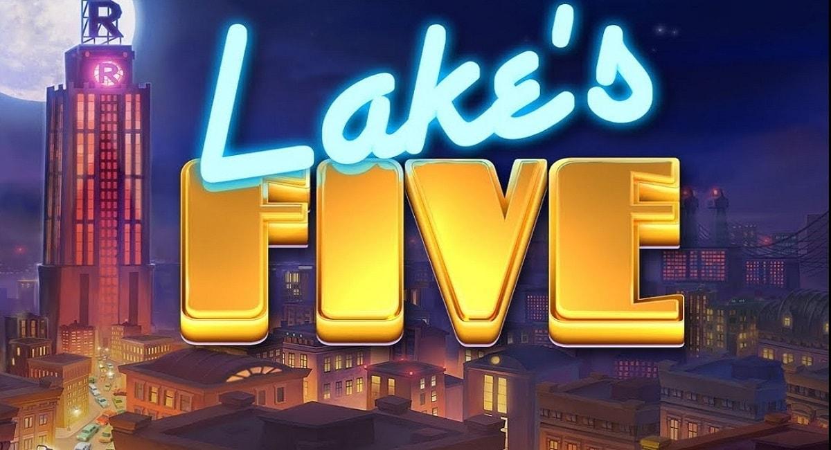 Löydä täältä Lakes Five -kolikkopelin arvostelu ja nappaa ilmaisspinnejä hauskaan Elk Studios -peliin!