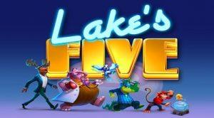 Nappaa täältä vapaapelejä ja bonareita Lakes Five -kolikkopeliin!