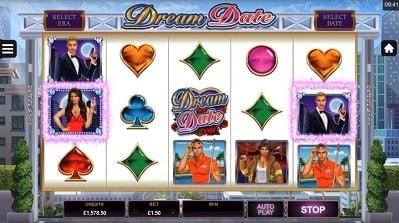 Lue täältä Dream Date -kolikkopelin palautusoprosentti, suurin voitto ja erikoisominaisuudet!