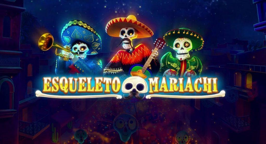 Voita osuus 50 000 euron potista pelaamalla Esqueleto Mariachi -uutuutta ja muita Red Tiger Gaming -pelejä.