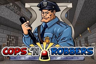 Nappaa ilmaispelit Cops 'n Robbers (Play'n Go) -slottiin täältä!