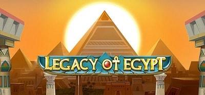 Euroslotsilla saatavilla jopa 200 Legacy of Egypt -ilmaiskieppiä!