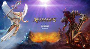 Fastbetin kuukauden pelinä Archangels: Salvation - Nappaa 50 spinniä täältä!