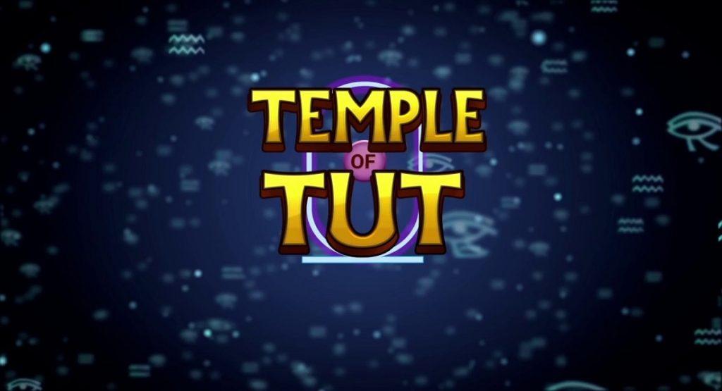 Jopa 80 kpl euron arvoisia Mega-kierroksia jaossa Gutsilla Temple of Tut -uutuuspeliin!