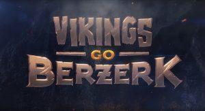 Nappaa Mega Spinnejä Vikings Go Berzerk -kolikkopeliin Gutsin kevätriehasta!