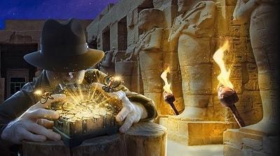 Temple of Tut -vapaapelejä jaossa Guts Casinolla - nauti myös Mega-spinneistä!