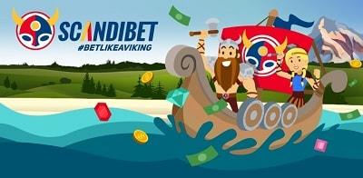 Nauti ScandiBetin uusien pelaajien tarjouksista täältä!