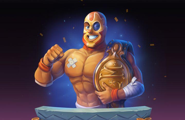 Nauti Lucha Maniacs -ilmaiskieppejä Twin Casinolta!