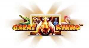 Pelasta Kenian sarvikuonot Twin Casinon hyväntekeväisyyskampanjassa!