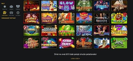 7 Gods Casinon suomalaisille