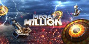 Voita 3 800€ arvontapalkintoja ja Mega Jackpot extra-rahaa Mega Million -kampanjasta!
