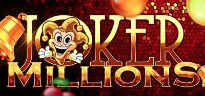 Pelaa Joker Millionsia ja voita millä tahansa spinnillä osuus 5 000€ potista!