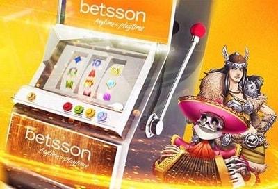 Betsson antaa uusille pelaajille 100% kasinobonarin ja 600 ilmaispyöräytystä ensitalletukseen!