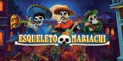 Pelaa Esqueleto Mariachia Casinoeurolla ja saat kierrätysvapaita ilmaispyöräytyksiä!