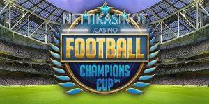 Lue täältä arvostelu ja muiden pelaajien kokemuksia Football: Champions Cup -pelistä!