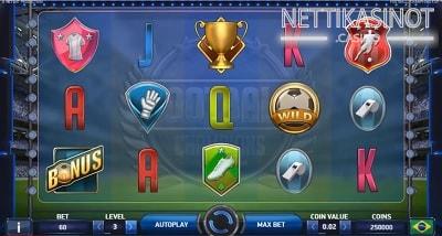 Tsekkaa Football Champions Cup -pelin esittely täältä!