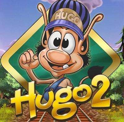 Viisi Hugo 2 -käteiskierrosta jaossa Kolikkopelien Onnenkieppi-turnauksessa!