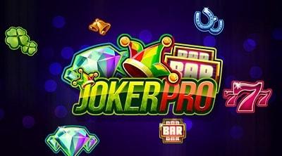 Pelaa Joker Pro -slottia ja voita 10 000€ Kolikkopelien kisakarsinnoista!