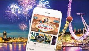 Nappaa Leo Vegasin huikea tervetuliaistarjous täältä!
