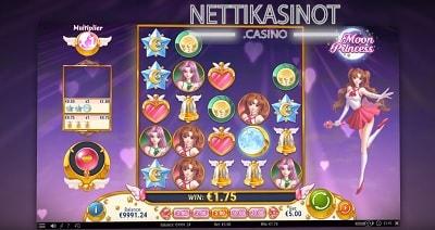 Tsekkaa Moon Princess (Play'n Go) -pelin palautusprosentti ja ominaisuudet täältä!