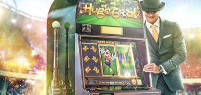 Hugo Goalissa jaossa 120 000 euron arvontapotti Mr. Greenillä!