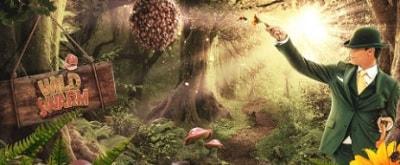 Nappaa Mr. Greeniltä vapaapelejä uuteen Wild Swarm -kolikkopeliin!